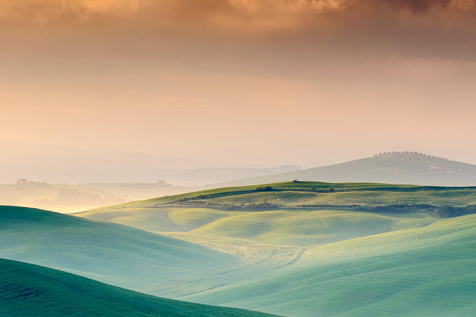 Val d'Orcia #4