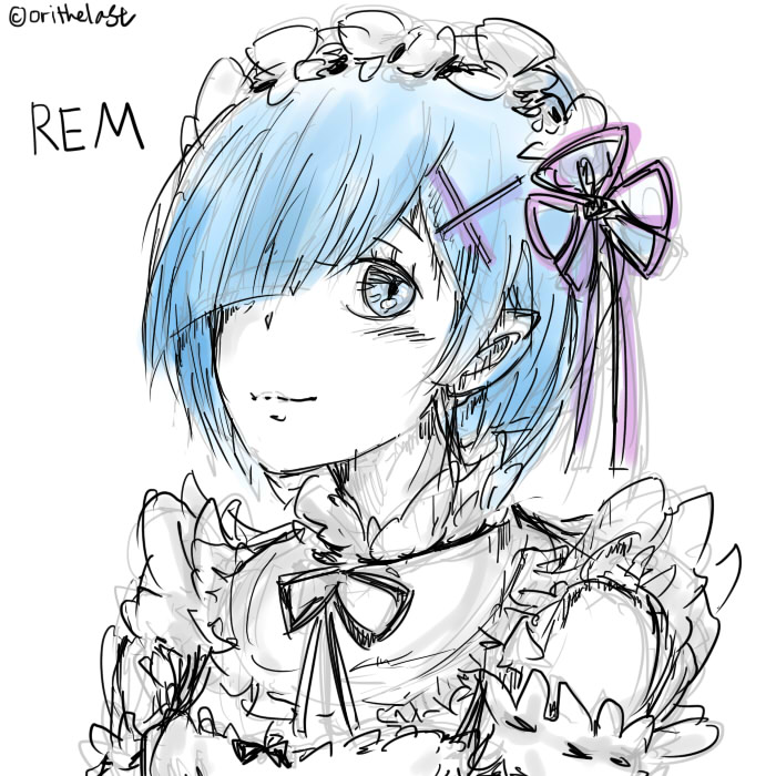 Rem by thepuccafan