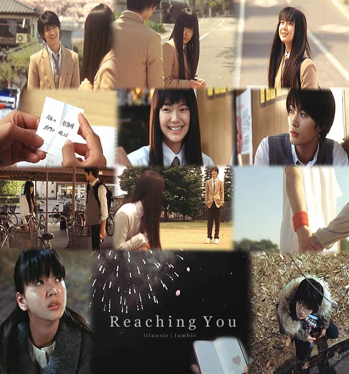 reaching you by xanzie