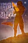 Mass Effect Posters - Shepard