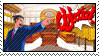 Phoenix Wright Stamp by DarkPhoenix19