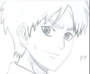 Quick Eren Sketch