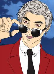 Vampire Wu Yi Fan