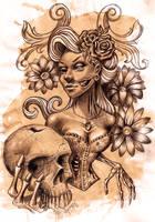 I want your skull by GabiSpree