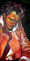 Chris Cornell by muzukasii