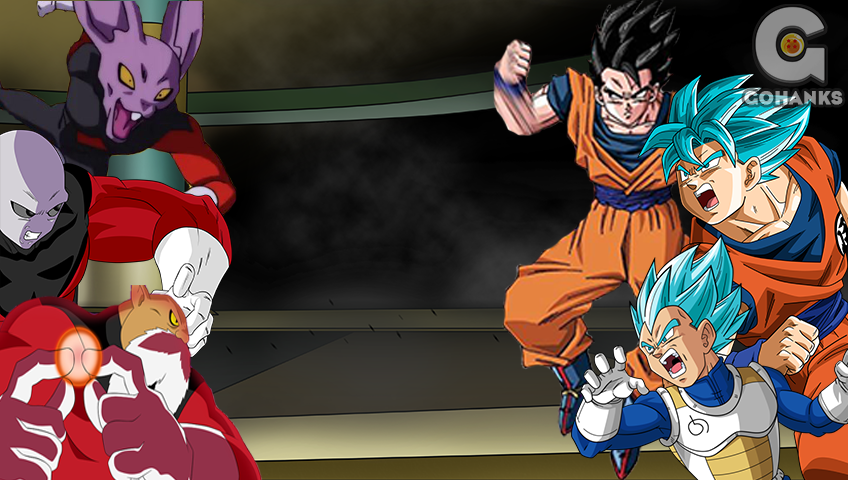 Image result for gohan vs Dragon Ball Super Episode 107,108 and 109 Spoilers Revealed