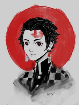 Fan art Tajirou
