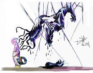 Venom vs MajimBoo