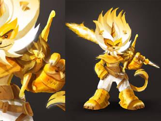 Yellion, The Lionicorn