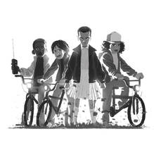 Stranger Things by 3rand0n
