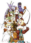 FFTactics Warriors