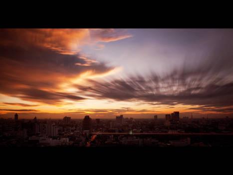 Bangkok Evening II