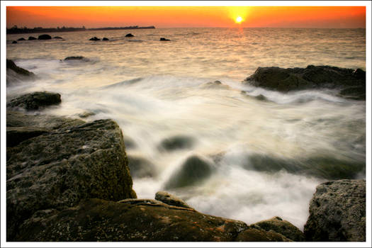 Beach Sunset III