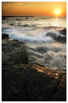 Beach Sunset II - Resubmit