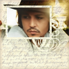 Johnny Depp icon by Katydeviantart