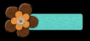 Tag flower