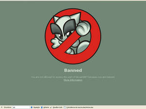 You're Banned
