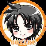 Commission Chibi - Gotaru by hase-illustration
