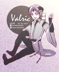 OC-Valric-HASE by hase-illustration