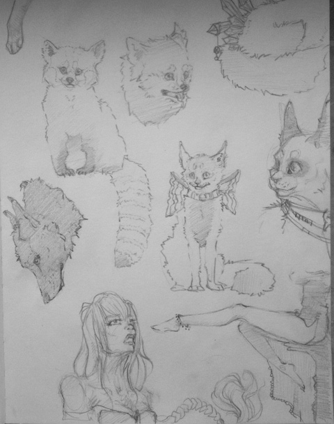 Sketches_1 by Madlaid