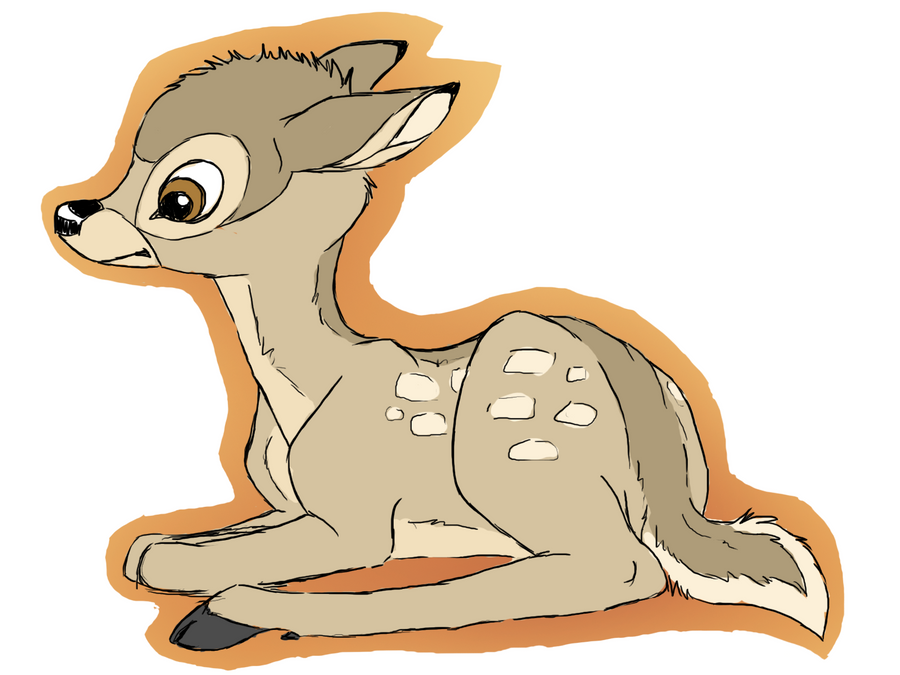 Bambi by Motzii