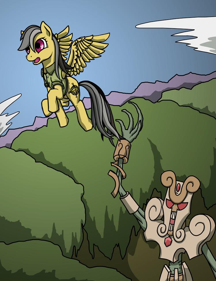 Daring Escape by SpyroConspirator