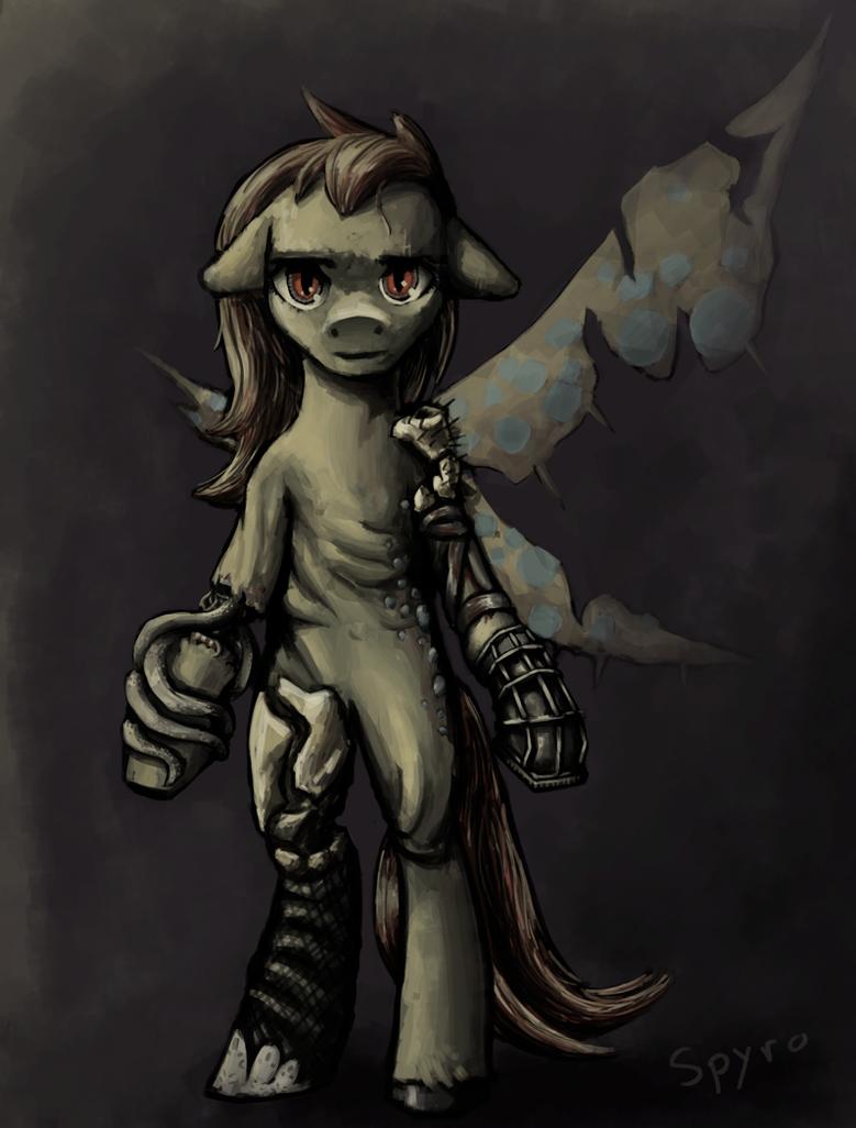 Reptile by SpyroConspirator