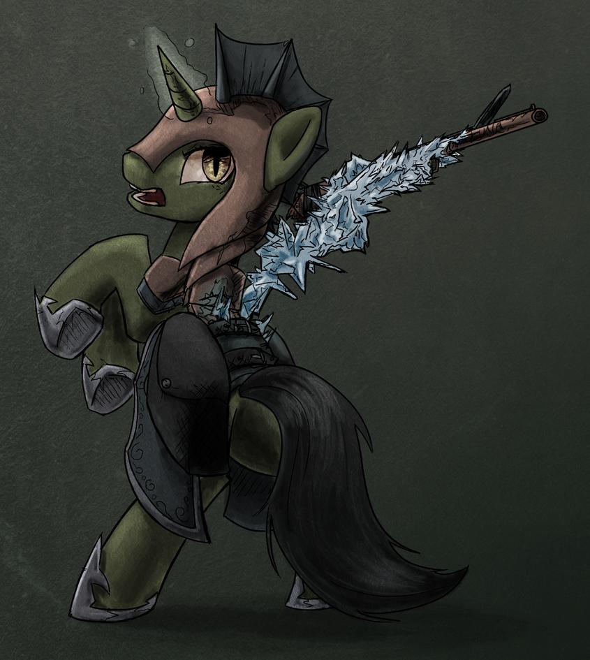 Windchill by SpyroConspirator