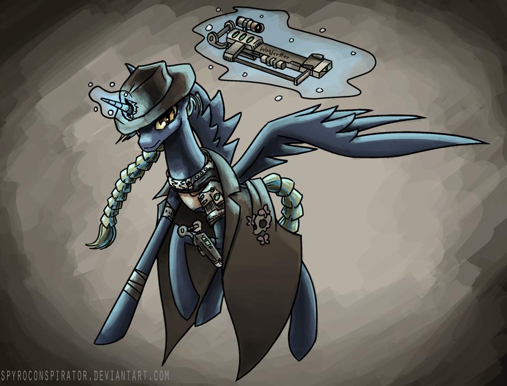 Misfit by SpyroConspirator