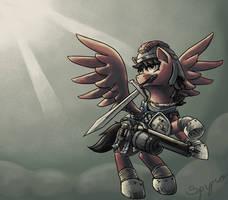 Goldwreath by SpyroConspirator