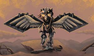 Wraithwing by SpyroConspirator