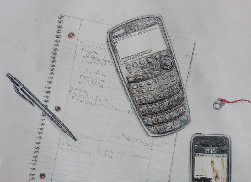 Homework by SpyroConspirator