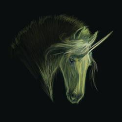 Unicorn Portrait II