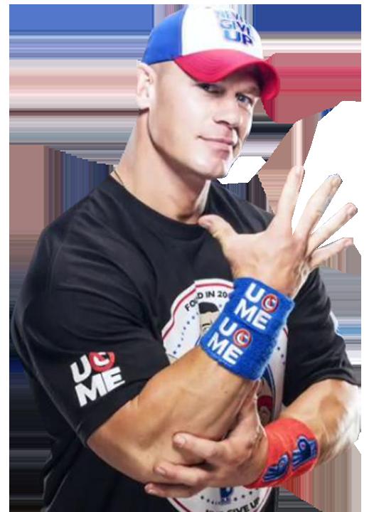 WWE John Cena render 2017 - MrPHNML by MrPHENOMENAL15 on ...