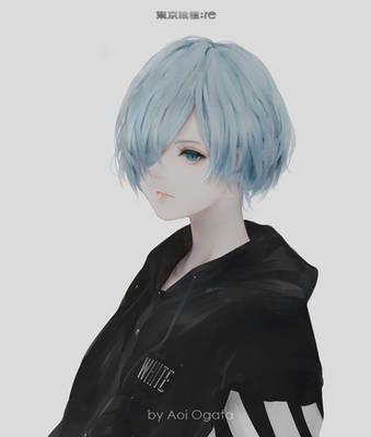 Touka Kirishima   Tokyo Ghoul:re