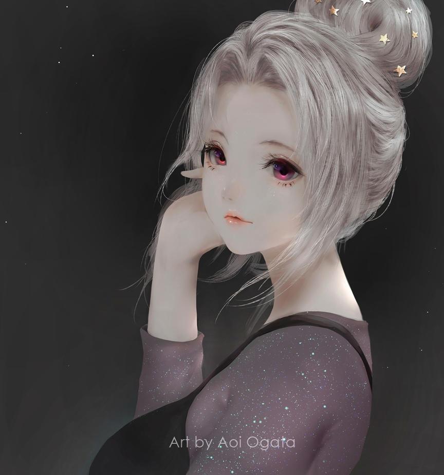 Sarah by AoiOgataArtist