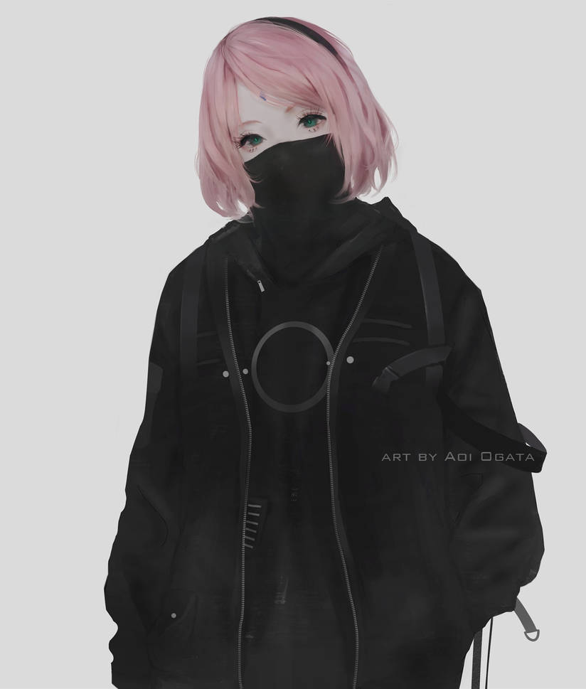 Sakura Haruno by AoiOgataArtist