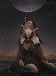 Xirena by AoiOgataArtist