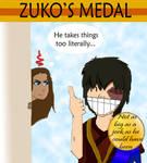 zuko's medal