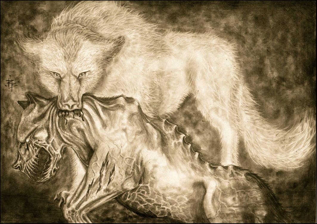 Hound of Valinor by RobertBugan