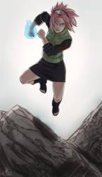 Killer Kunoichi by starchiishio