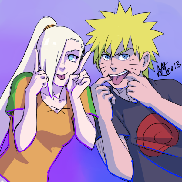 naruto and ino dating fanfiction Ino hated waiting games, probably more than naruto and the ever so hasty kiba the silence went on for thirty-two seconds before hinata broke the silence went on for thirty-two seconds before hinata broke.