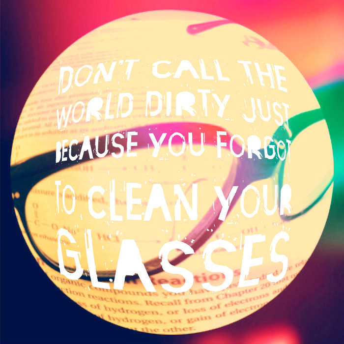 Glasses Frames Quotes : glasses and quotes by estewanii on DeviantArt