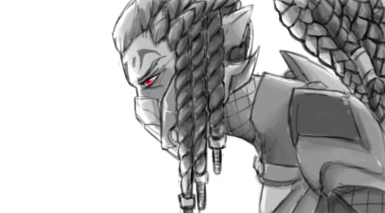 Akali: Headhunter by estewanii