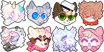 | ICON BATCH 12 | by demons-fall