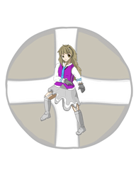 [CG] Schoolgirl Cierre by TidalEspeon