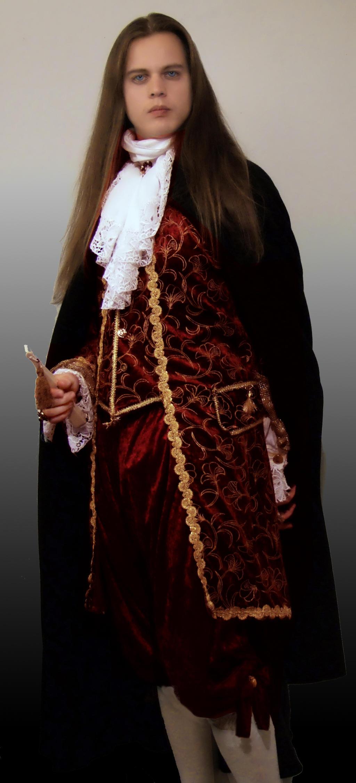 halloween costume louis by soul on deviantart