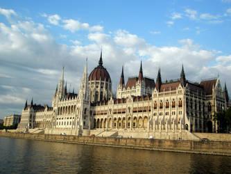Budapest Parliament by NataljaRuna