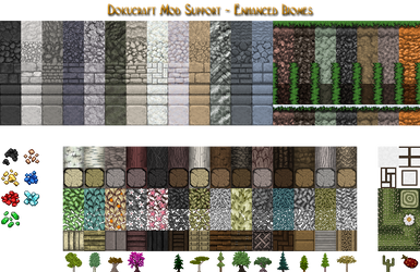 Dokucraft Mod Support - Enhanced Biomes - Download by Archibald-TK