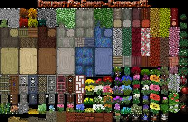 Dokucraft Mod Support - ExtrabiomesXL
